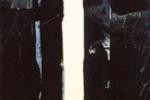 4 Mischtechnik auf Leinwand 250x70 cm 2002