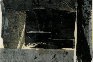 Mischtechnik auf Papier     15x21cm     2001